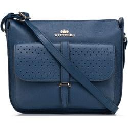 c1ca3be4a63aa Niebieskie torebki damskie wittchen