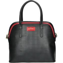 f8271bf74f3e1 Shopper bag Nobo bez dodatków do ręki matowa elegancka