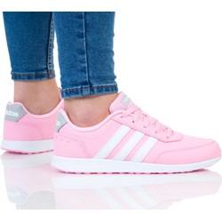 403c231a0479d Buty sportowe damskie Adidas na wiosnę płaskie gładkie sznurowane