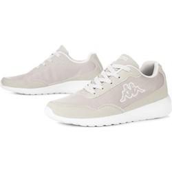 287e82e3 Buty sportowe damskie Kappa dla biegaczy młodzieżowe płaskie bez wzorów  sznurowane