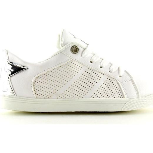 Trampki damskie Butymodne adidas superstar z niską cholewką