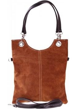 Torebki skórzane Listonoszki w Atrakcyjne Cenie Ruda (kolory) Genuine Leather promocja PaniTorbalska - kod rabatowy