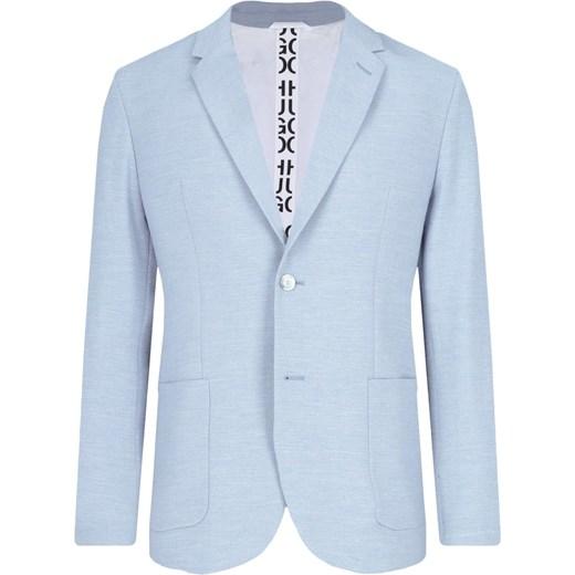 fc1da39d4bb2b Hugo Marynarka Areltu | Regular Fit | z dodatkiem wełny Hugo Boss 56 Gomez  Fashion Store; Marynarka męska ...