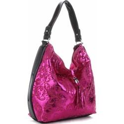 16c3545dbbdec Shopper bag Velina Fabbiano na ramię