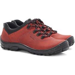 452b8f27a05b Brilu.pl buty trekkingowe męskie wiązane skórzane