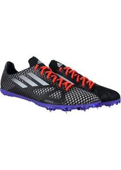 Buty biegowe Adidas adiZero Ambition 2 damskie kolce do biegania wyprzedaż marionex.pl - kod rabatowy