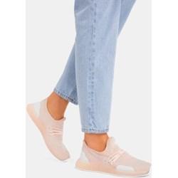 9b8c4630 Buty sportowe damskie DeeZee do fitnessu różowe gładkie sznurowane