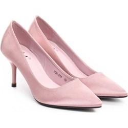 111c2ce9 Różowe buty ślubne, lato 2019 w Domodi