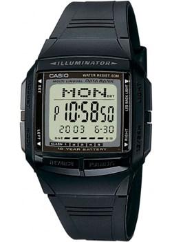 Zegarek Casio DB-36-1A DataBank Casio Retro  wyprzedaż zegaryzegarki.pl  - kod rabatowy