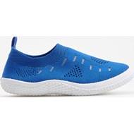 26a88606d7484 Buty sportowe dziecięce Reserved niebieskie bez zapięcia