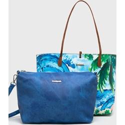 fb7c4e62fd1f4 Niebieskie torby letnie answear.com