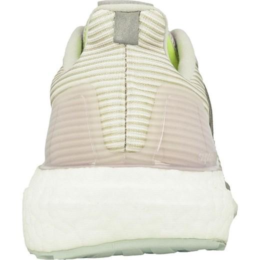 Buty sportowe damskie Adidas dla biegaczy z gumy gładkie na