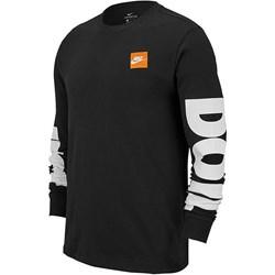 c990de24e42 T-shirt męski Nike w stylu młodzieżowym z długim rękawem