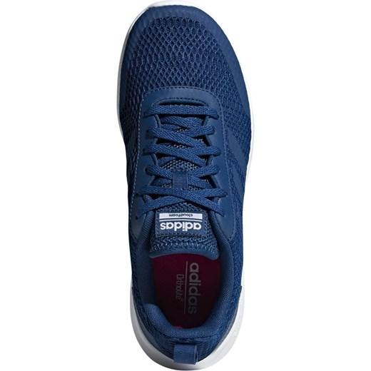 Buty sportowe damskie niebieskie Adidas do biegania