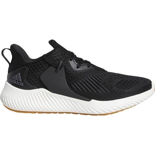 Buty sportowe damskie Adidas do biegania alphabounce czarne