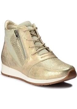 BOTKI SERGIO LEONE 29055 Złoty  Sergio Leone okazja e-obuwniczy.pl  - kod rabatowy