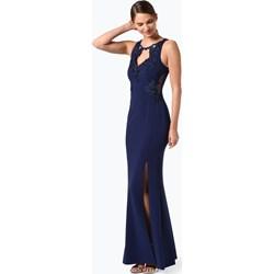 7afdd7df27 Sukienka niebieska Suddenly Princess bez rękawów maxi