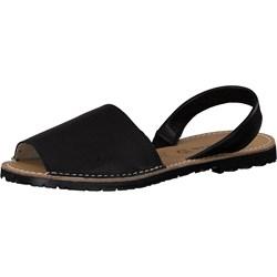 39a82de044017 Czarne sandały damskie tamaris bez zapięcia, lato 2019 w Domodi