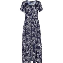 0f186a301a Sukienka BPC Selection elegancka z krótkim rękawem midi