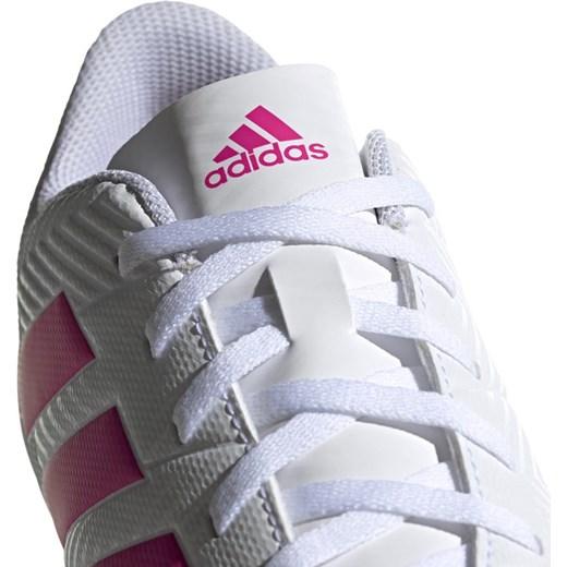 Adidas buty sportowe męskie nemeziz białe sznurowane