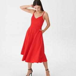 dbc7a1db43 Czerwone sukienki