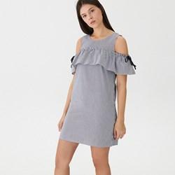 2f9d6cc882 Sukienki z falbanami