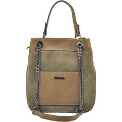 58a9ee14e34e4 Shopper bag Patrizia Piu - torebki-skorzane.pl