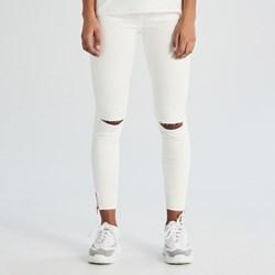 3fb9182dc39080 Spodnie skinny damskie sinsay, lato 2019 w Domodi