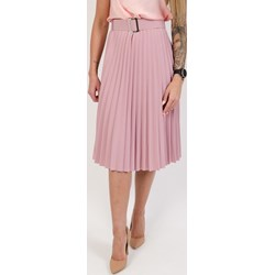 190a2198 Spódnica różowa Olika midi
