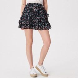 054c86ee4f Spódnica Sinsay w kwiaty mini casual