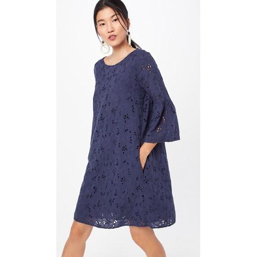 7ab72b7747 ... Lieblingsstück sukienka oversize midi luźna casual dzienna z bawełny ...