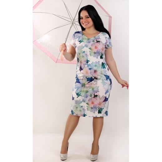 15ddabf12e Sukienka Exclusive Line na spacer w Domodi