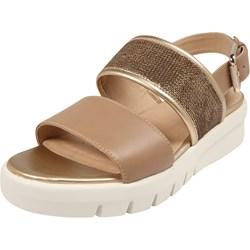 1c6e9463d5ccd Brązowe buty damskie, lato 2019 w Domodi