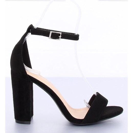 nowy Sandały damskie Butymodne z klamrą bez wzorów na
