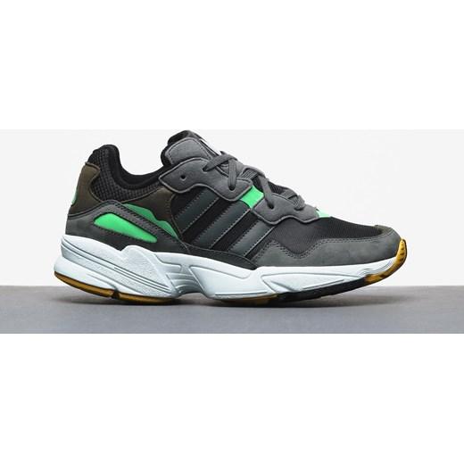 Adidas Originals buty sportowe męskie z zamszu sznurowane