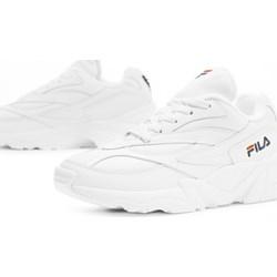 a1ba6c7995b7d Buty sportowe damskie Fila sneakersy płaskie młodzieżowe bez wzorów  sznurowane wiosenne