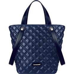 9949e7786809c Shopper bag Monnari bez dodatków pikowana duża ze skóry ekologicznej  wakacyjna