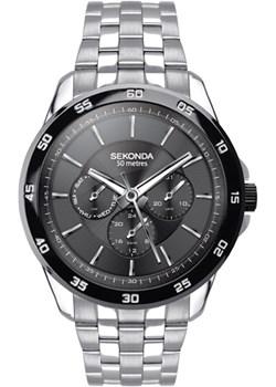 Zegarek Sekonda 1392 MultiData  Sekonda wyprzedaż zegaryzegarki.pl  - kod rabatowy