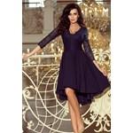 8c022edd81 Asos Asymetryczna Luźna Sukienka aleja-mody pomaranczowy tkanina w ...
