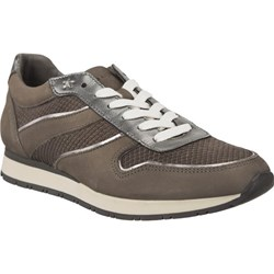e194b935d342e Buty sportowe damskie Tommy Hilfiger sneakersy młodzieżowe gładkie  sznurowane płaskie