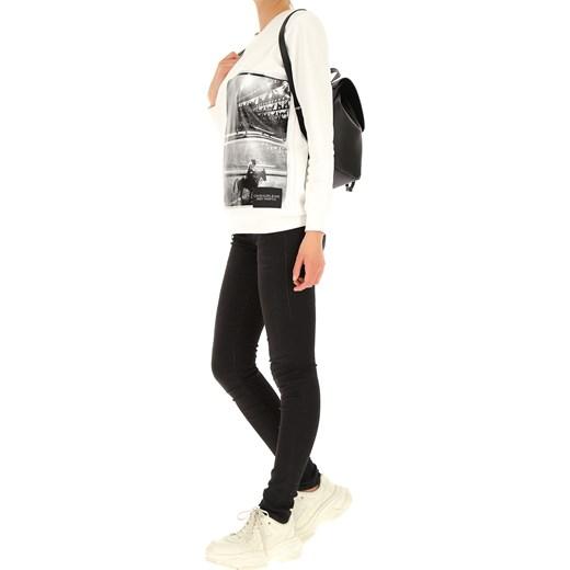 32a17dafa9e52 Bluza damska Calvin Klein krótka w Domodi
