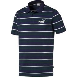 ead29a9eed610 T-shirt męski Puma z krótkim rękawem w paski