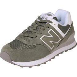 47848abc Buty sportowe damskie New Balance sneakersy w stylu młodzieżowym wiosenne