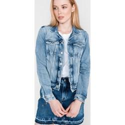 35376240ef Kurtka damska Pepe Jeans krótka w miejskim stylu
