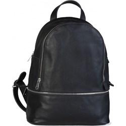 9ce8b8e6d9ec6 Czarny plecak David Ryan