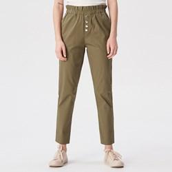 80ea1c5c8e5f40 Spodnie z wysokim stanem damskie sinsay, lato 2019 w Domodi