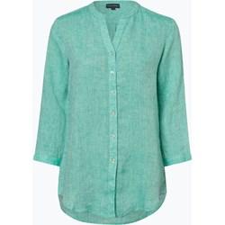 ea56391f626541 Koszula damska Franco Callegari zielona z długim rękawem