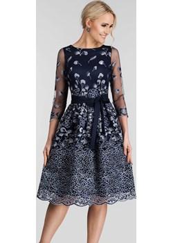 Sukienka Tina 3/4 Midi Arabella  Livia Clue  - kod rabatowy