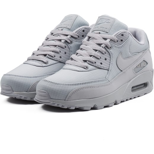 Białe buty sportowe męskie Nike air max 91 sznurowane młodzieżowe
