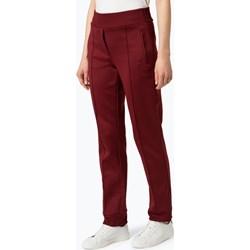 094c7efc879609 Czerwone spodnie damskie lacoste, lato 2019 w Domodi